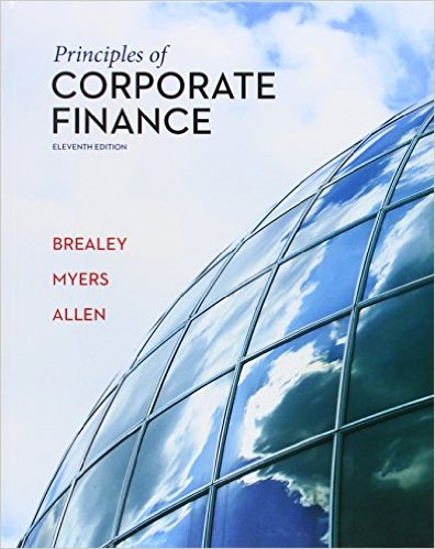 Principles of Corporate Finance (McGraw-Hill/Irwin Series)