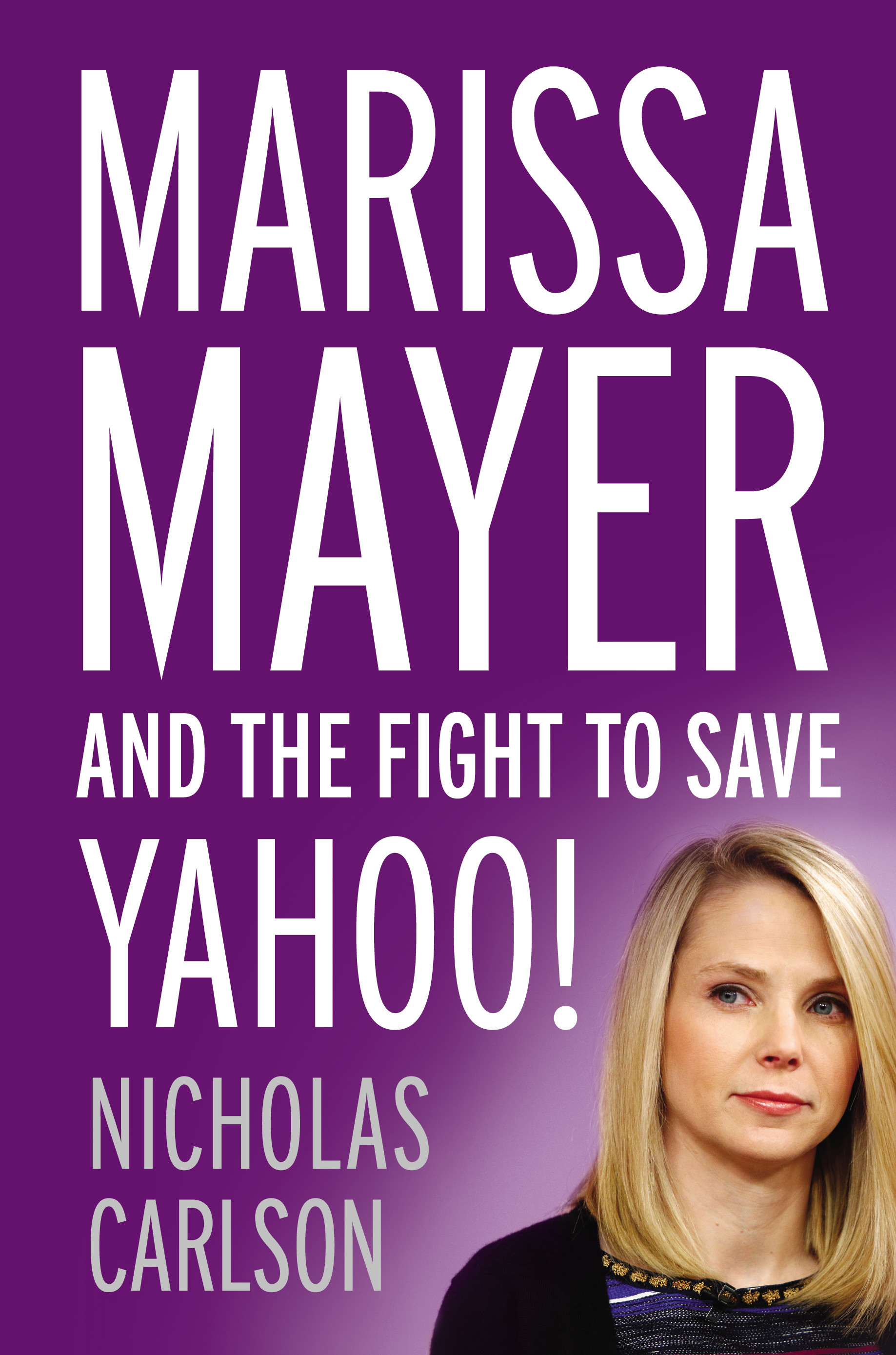 Marisa Mayer- The Fight To Save Yahoo!